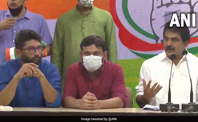 'Technical Reasons': Jignesh Mevani On Why He Could Not Join Congress