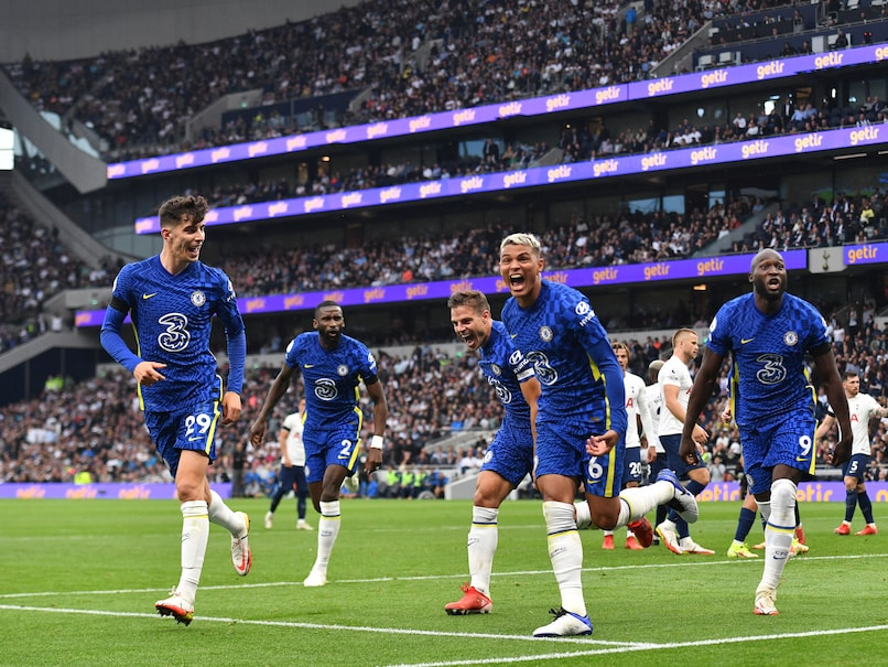 Premier League: Chelsea Outclass Tottenham Hotspur As Stars Pay Tribute To Jimmy Greaves