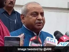 """""""No One Can Throw Me Out"""": Gujarat Deputy Chief Minister"""