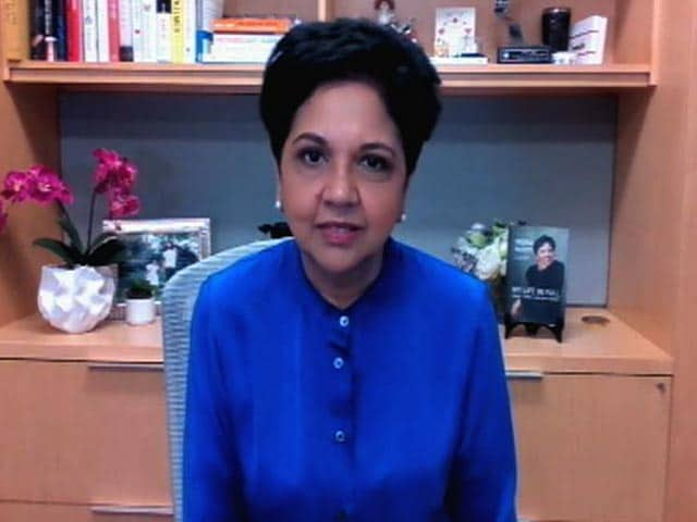 Video : 'Women Should Have The Power Of The Purse': Indra Nooyi To NDTV