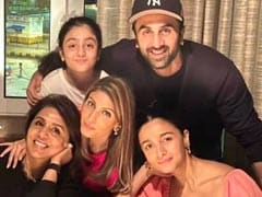 """Ranbir Kapoor Is Growing """"Younger But Wiser"""": Sister Riddhima's Birthday Post Comes With A Pic Of Alia Bhatt"""