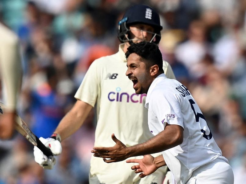 """4th Test: Shardul Thakur """"Deserved Man Of The Match As Well"""", Says Rohit Sharma"""