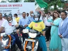 हीरो मोटोकॉर्प ने स्वास्थ्य कर्मियों के लिए हरियाणा सरकार को 70 दोपहिया वाहन सौंपे