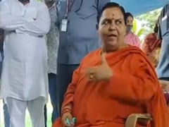 Priyanka Gandhi Doesn't Have The Right To Speak About Farmers: Uma Bharti