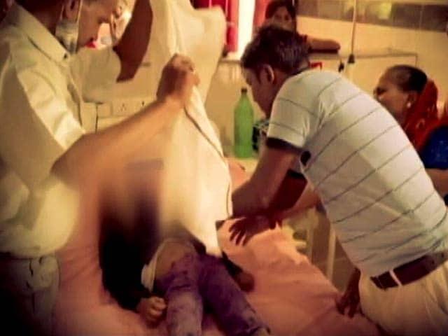 Video : UP Girl, 5, Dies Of Dengue After Hospital Ordeal. NDTV Witnesses Tragedy