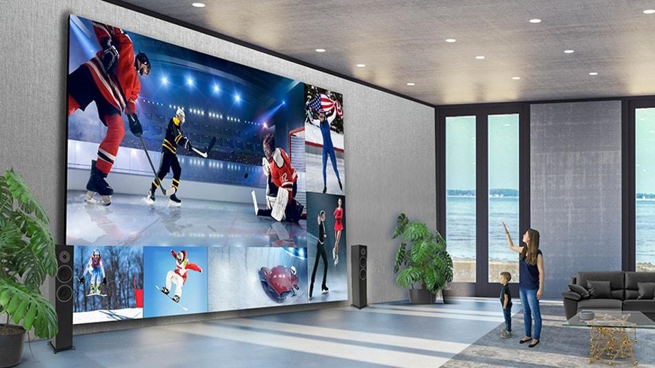 LG का यह 325 इंच का TV आपके घर को बना देगा सिनेमा हॉल, जानें फीचर्स और सबकुछ