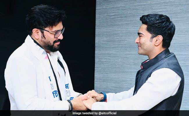 As Babul Supriyo Joins Trinamool, Congress Says Many In BJP To Quit Party