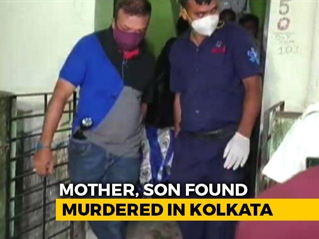 Video : Kolkata Teacher, Son Found Murdered, Husband, Boy's Tutor Questioned