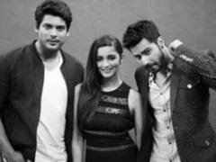 """Sidharth Shukla Was One Of The Kindest People I've Worked With"": Alia Bhatt On <I>Humpty Sharma Ki Dulhania</i> Co-Star"