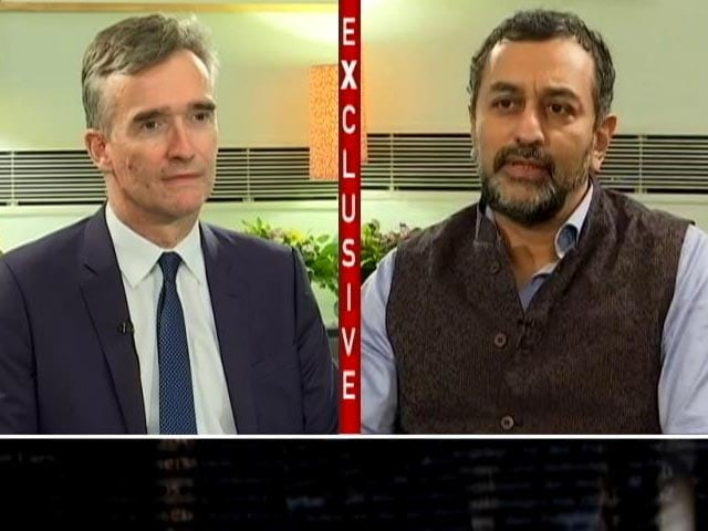 Video : Covishield Cleared After India's Response: UK Envoy To NDTV