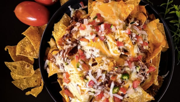 Turn Your Leftover Roti Into Delicious, Cheesy Nachos With This Easy Recipe