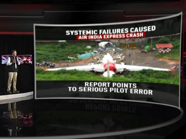 Video : Pilot Error Among Factors Behind Air India Express Plane Crash At Kozhikode