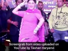 Sapna Choudhary ने हरियाणवी सॉन्ग 'चंद्रावल' पर किया डांस, खूब वायरल हो रहा वीडियो