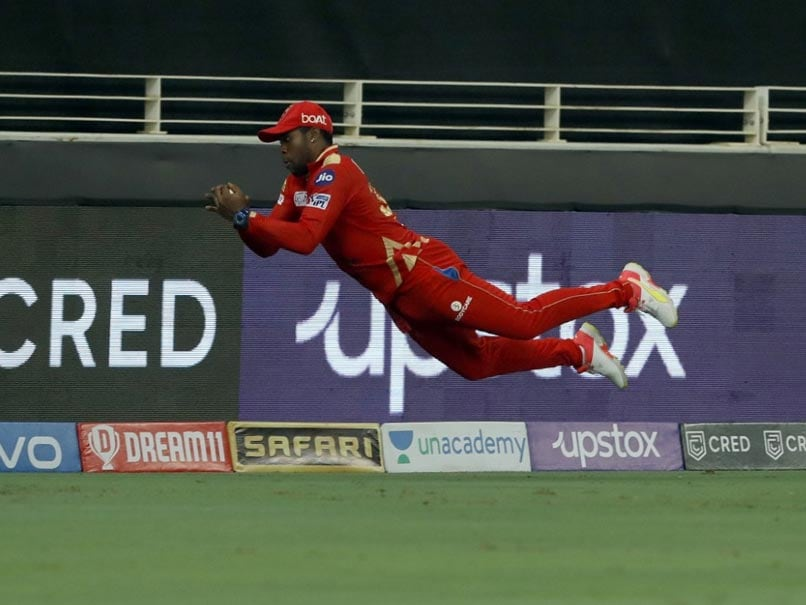 Watch: Fabian Allen Takes Stunning Diving Catch To Dismiss Liam Livingstone