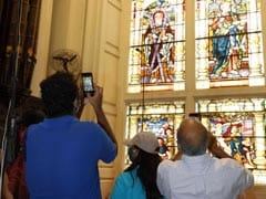 200-Year-Old Chennai Church Opens Its Doors For Heritage Enthusiasts