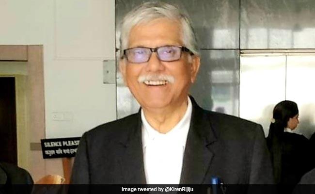 Arunachal Pradesh Advocate General Nilay Dutta Dies Of Heart Attack At 68