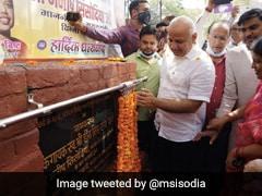 Eye On Uttarakhand Polls, AAP Government Names 2 Delhi Roads After State Figures