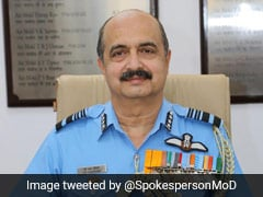 Ladakh Situation Required Stretching Of Equipment To Limits: Air Force chief