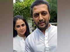 "Riteish Deshmukh's Epic Response To Troll Who Called Genelia D'Souza ""Vulgar"""