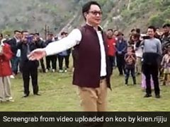 PM Comments On Minister Kiren Rijiju's Dance Video