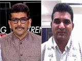 Video : Party Will Win Over 120 Seats In Gujarat: AAP's Anchor Neta Isudan Gadhvi