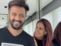"Hilarious Riteish Deshmukh Explains How Genelia D'Souza Thinks Of Him As ""<I>Bhagwan</i>"" (Not)"