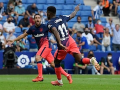 La Liga: Thomas Lemar Saves Atletico Madrid As Antoine Griezmann Returns In Win vs Espanyol