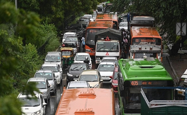 Traffic Jams In Parts Of Delhi Amid Akali Dal's Anti-Farm Law Protest