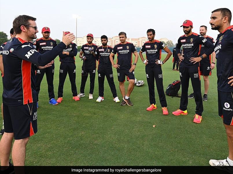 Watch: Virat Kohlis Royal Challengers Bangalore Gear Up For Chennai Super Kings Challenge In IPL 2021
