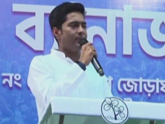 Video : 'Trinamool Is Coming To Goa, Get Ready': Abhishek Banerjee