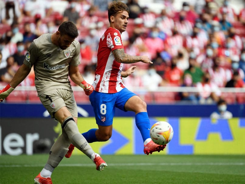 La Liga: Joao Felix Sees Red And Antoine Griezmann Struggles Again As Atletico Madrid Held By Athletic Bilbao