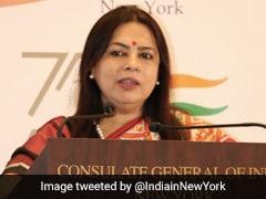 """India Stands For <I>Vasudhaiva Kutumbakam""</i>: Minister To Indians In US"