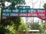 Video : Rajiv Gandhi's Name To Be Removed From National Park In Assam