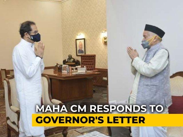 Video : Uddhav Thackeray, Maharashtra Governor's Letter War Over Mumbai Rape
