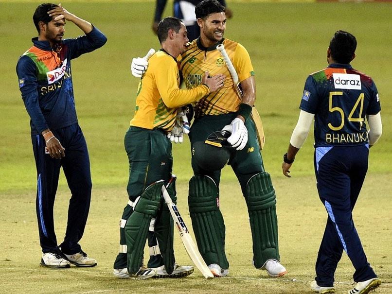 Sri Lanka vs South Africa, 3rd T20I: South Africa Thrash Sri Lanka To Sweep Series 3-0