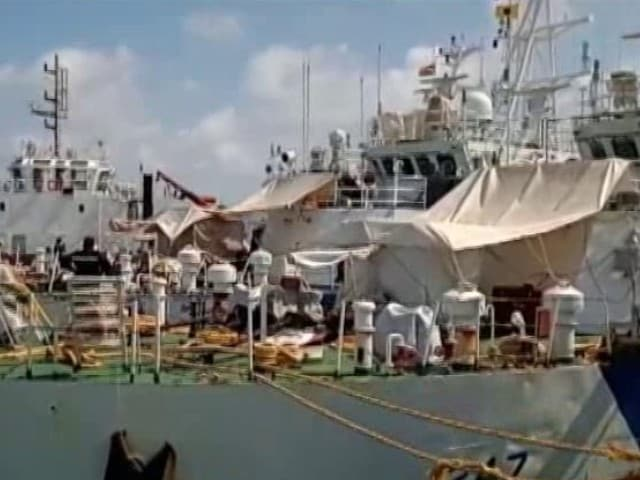 Video : After Heroin Haul, Adani Group Says Role Limited To Running Port