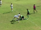Video : Indian Girls Clinch Silver In U-18 Asian Rugby 7s