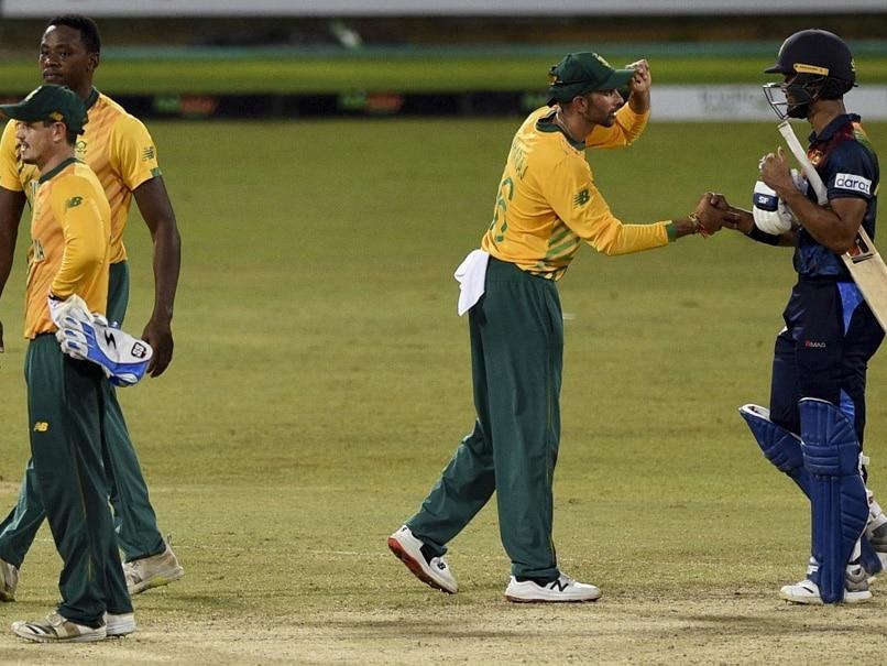 Sri Lanka vs South Africa: Aiden Markram, Bowlers Help South Africa Down Sri Lanka In T20 Opener