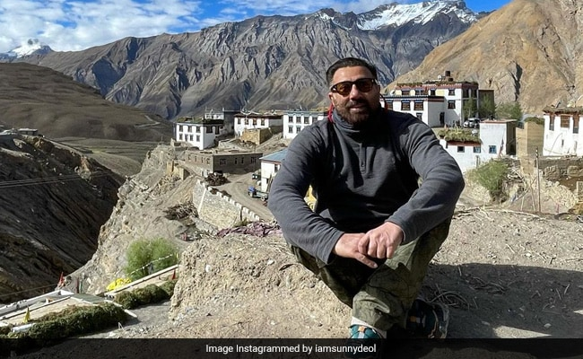 Mountains Were Calling Sunny Deol, So He Obliged And How