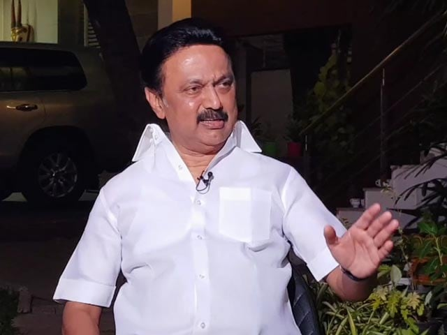 Video : DMK Set To Sweep Tamil Nadu Local Polls, Chief Minister Thanks Voters
