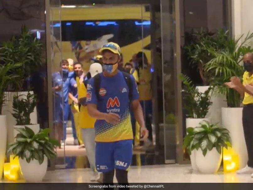 Watch: CSKs Ruturaj Gaikwad Gets Grand Welcome After Heroics vs Mumbai Indians