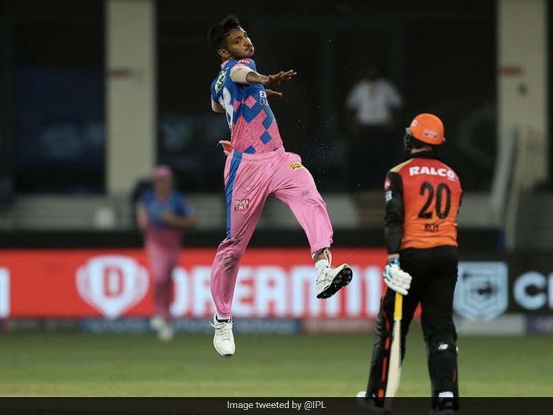 IPL 2021 LIVE: Sakariya Removes Jason Roy But SRH In Control Of Chase