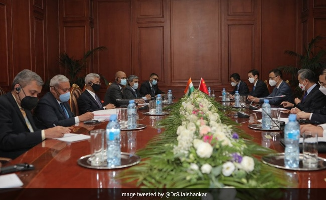 'Sino-Indian Ties Have Own Intrinsic Logic, Not Based On 3rd Party': China
