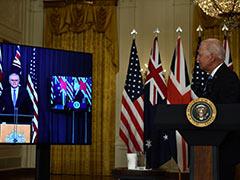 """""""US Has No Closer, More Reliable Ally Than Australia,"""" Says Joe Biden"""