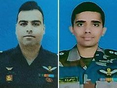 2 Army Pilots Killed In Helicopter Crash In J&K's Udhampur