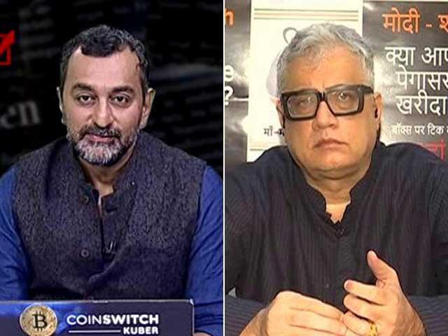 Video : 5-Year Agreement With Prashant Kishor's Team No Secret: Trinamool's Derek O'Brien