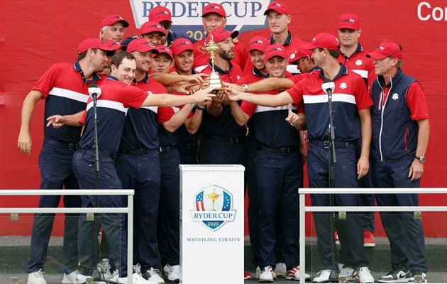 US Young Guns Overwhelm Europe In Ryder Cup Rout