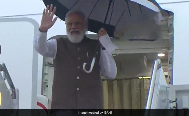 PM Modi Arrives In Washington Ahead Of Quad, UN Address: 10 Points