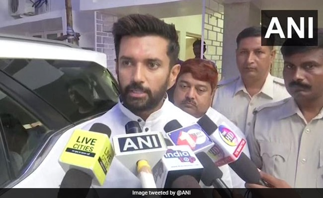 Guilty Should Be Punished: Chirag Paswan On Rape Case Against Cousin