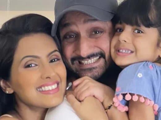 Harbhajan Singh And Geeta Basra Celebrate Arrival Of Son; Send Sweet Treats To Friends